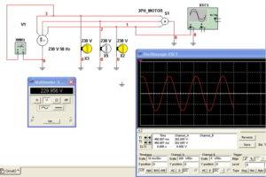 ejemplos de mediciones eléctricas