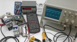 Elementos de Electrotecnia y electrónica